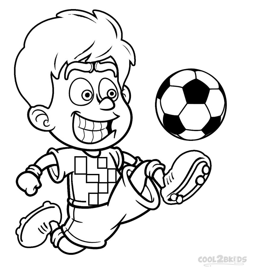football coloring pages printable - football player coloring pages