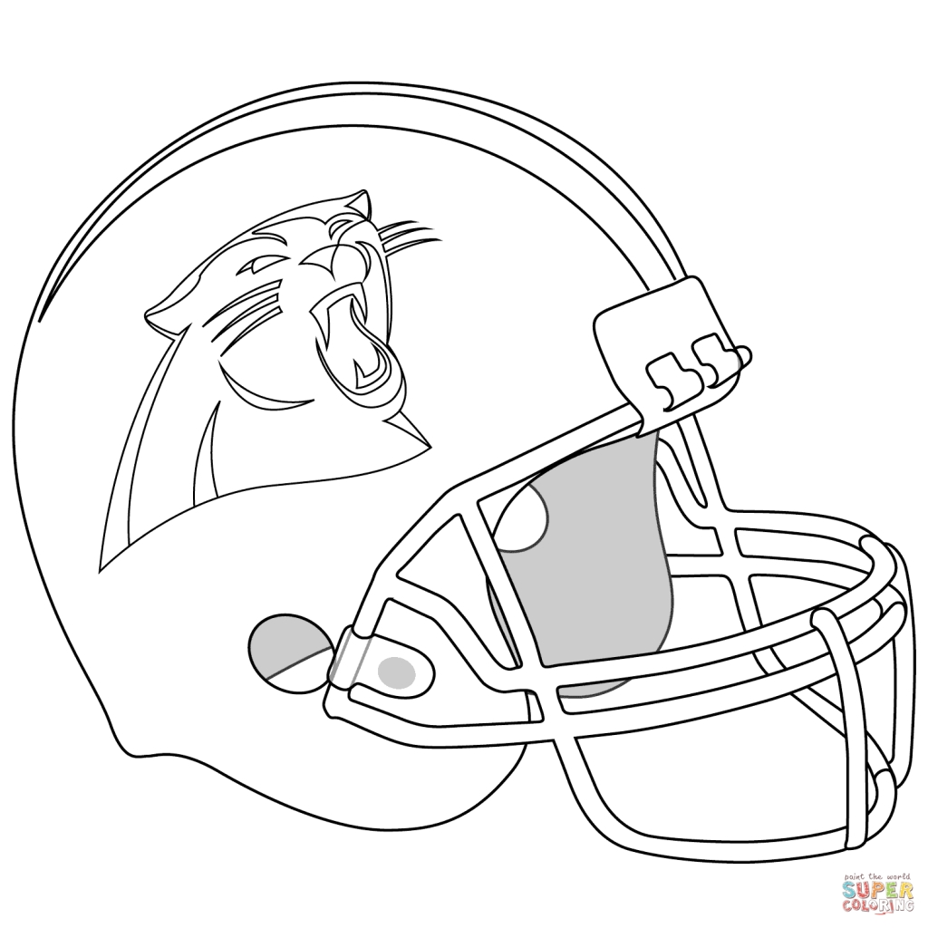 football helmet coloring page - football helmet coloring pages printable