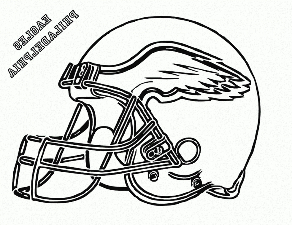 football helmet coloring page - nfl helmet coloring pages