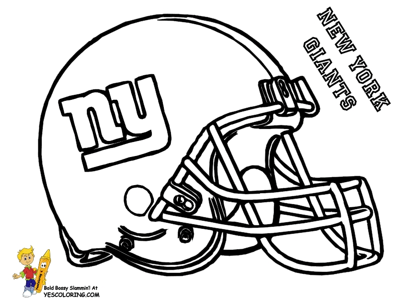 football helmet coloring page - football helmet coloring page