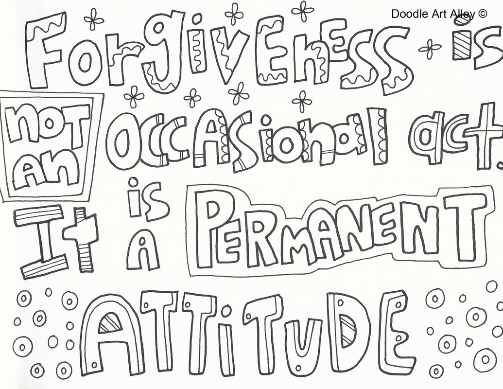 Forgiveness Coloring Pages - forgiveness Coloring Pages Religious Doodles