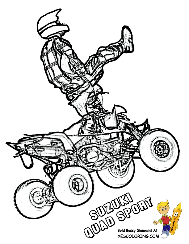 Www Four Wheelers Com Coloring Pages Worksheet Coloring Pages