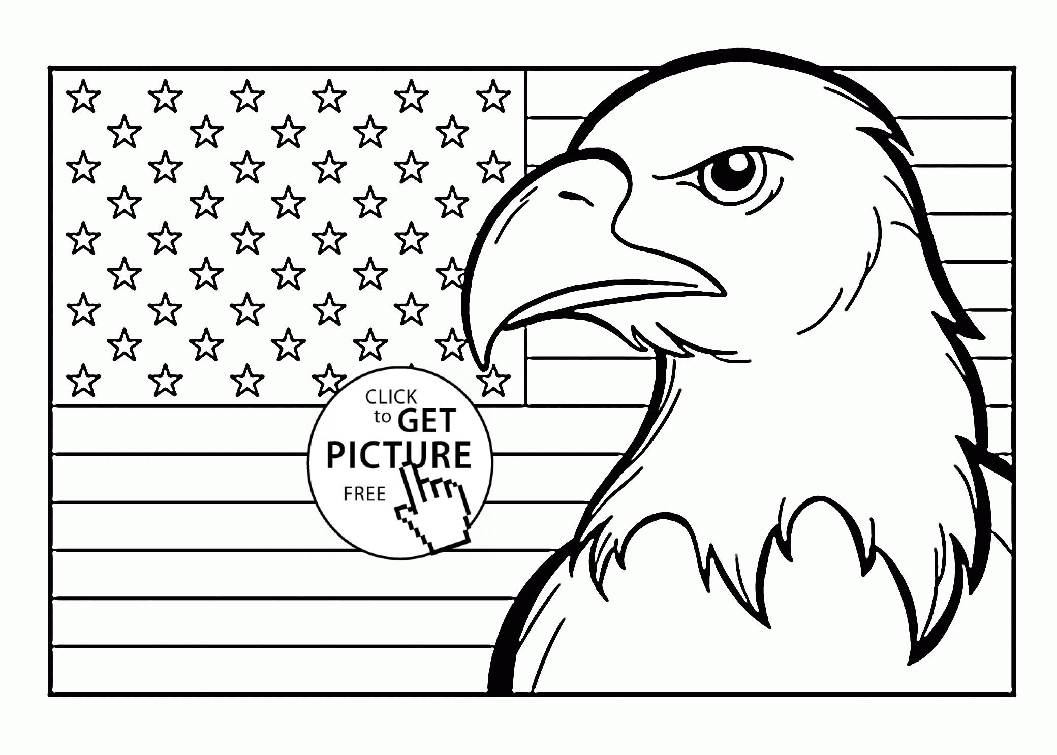27 Fourth Of July Coloring Pages Images | FREE COLORING PAGES - Part 2