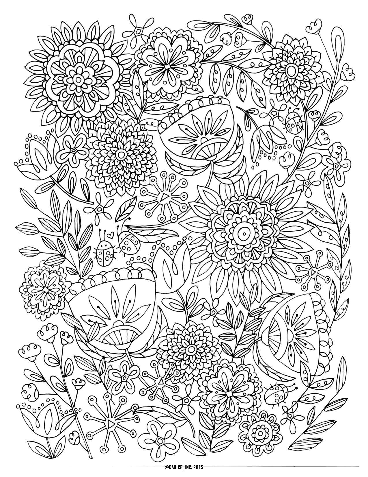 free adult coloring pages - 9 free printable adult coloring pages