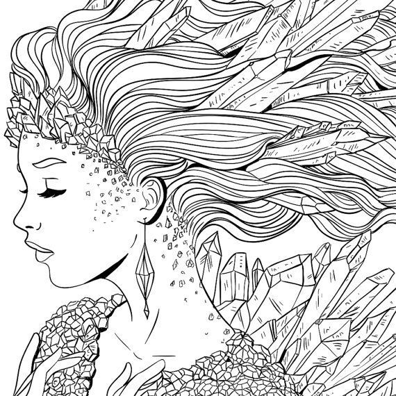 free adult coloring pages -