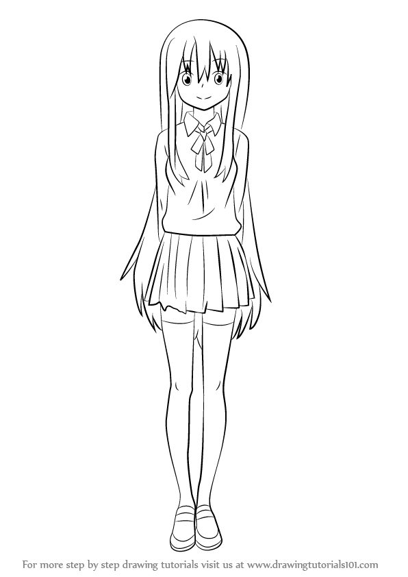free cat coloring pages - how to draw umaru doma from himouto umaru chan