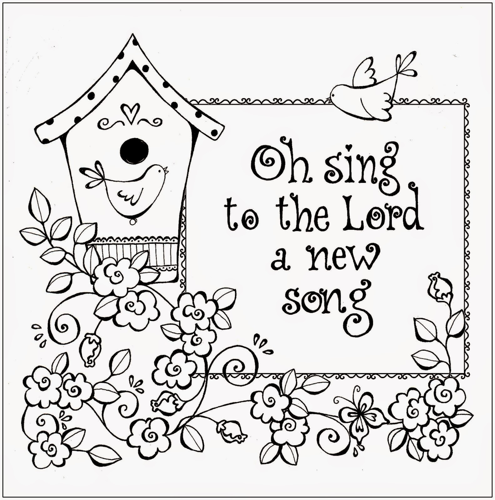 free christian coloring pages - christian coloring sheets