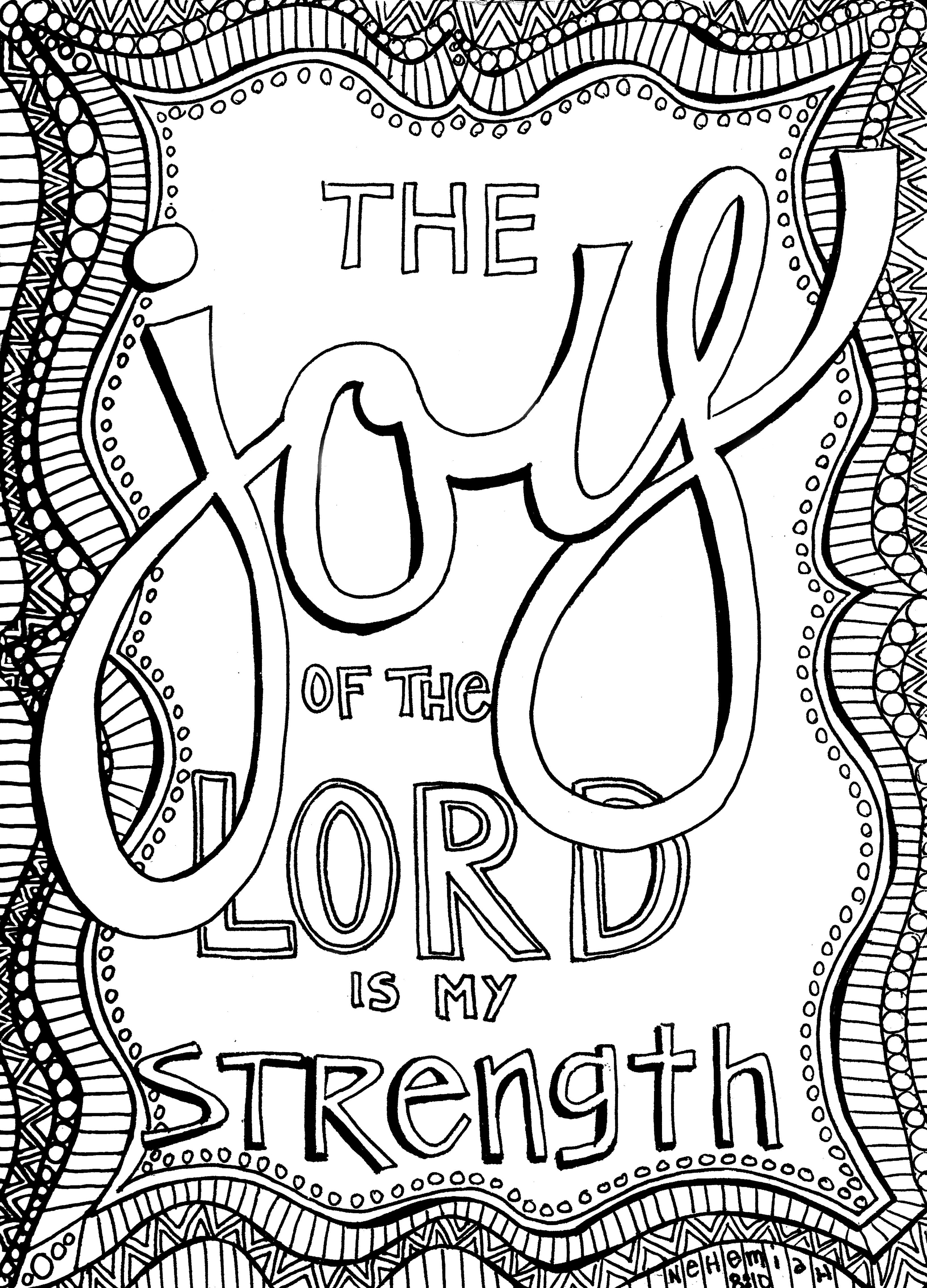 free christian coloring pages - free christian coloring pages adults
