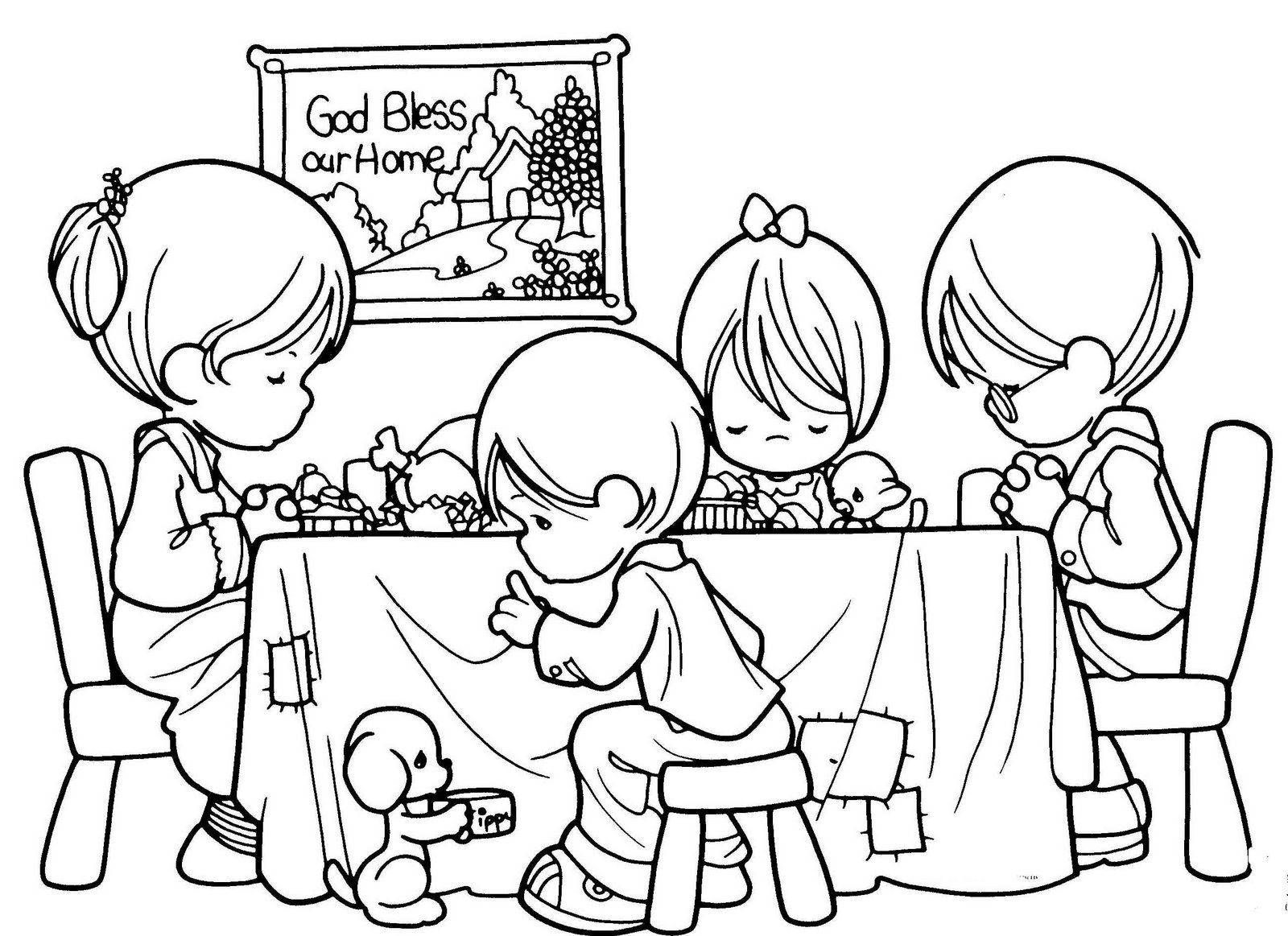 free christian coloring pages - free printable christian coloring pages kids
