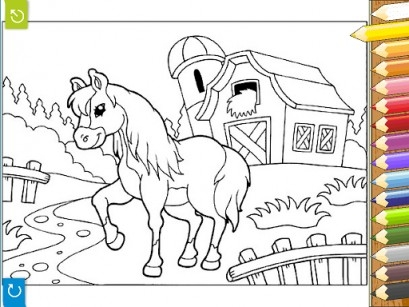 Free Coloring Book Pages - Free Coloring Pages Download Painting and Colors Free for