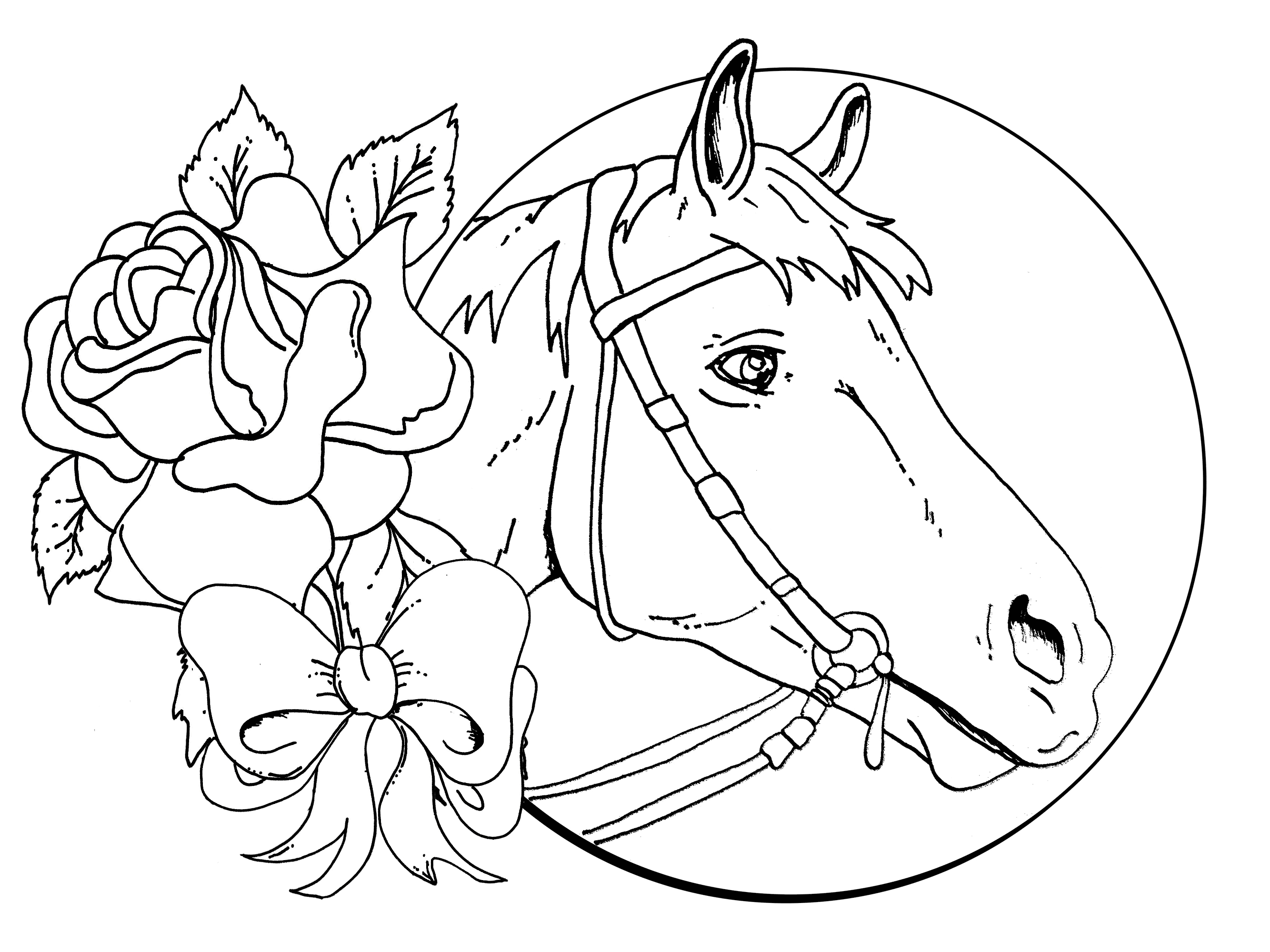 free coloring pages for girls - Coloring Pages for Girls