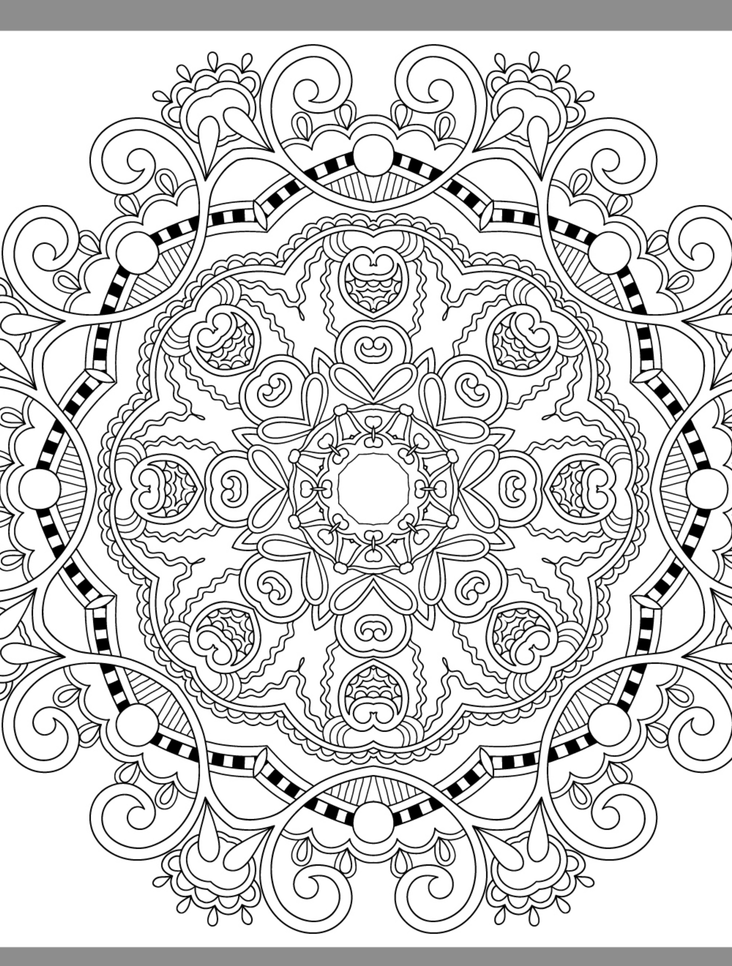 free downloadable adult coloring pages - 23