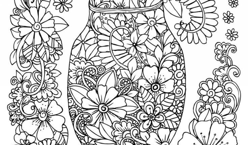 Free Downloadable Adult Coloring Pages - Downloadable Adult Coloring Pages at Coloring Book Line