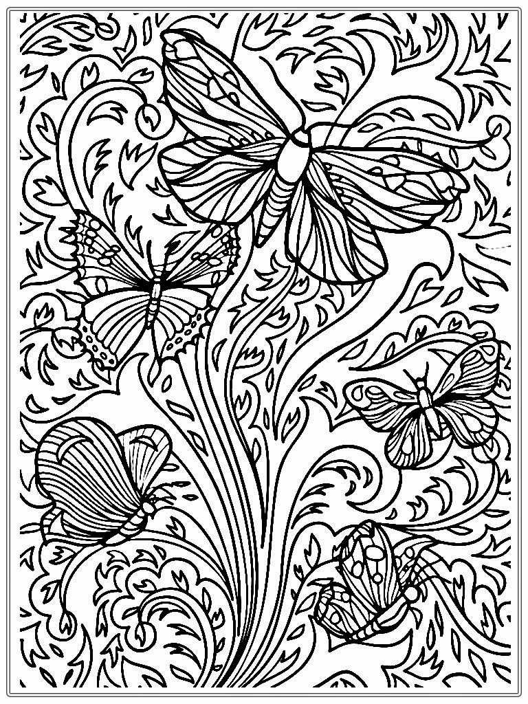 Free downloadable coloring pages free coloring media