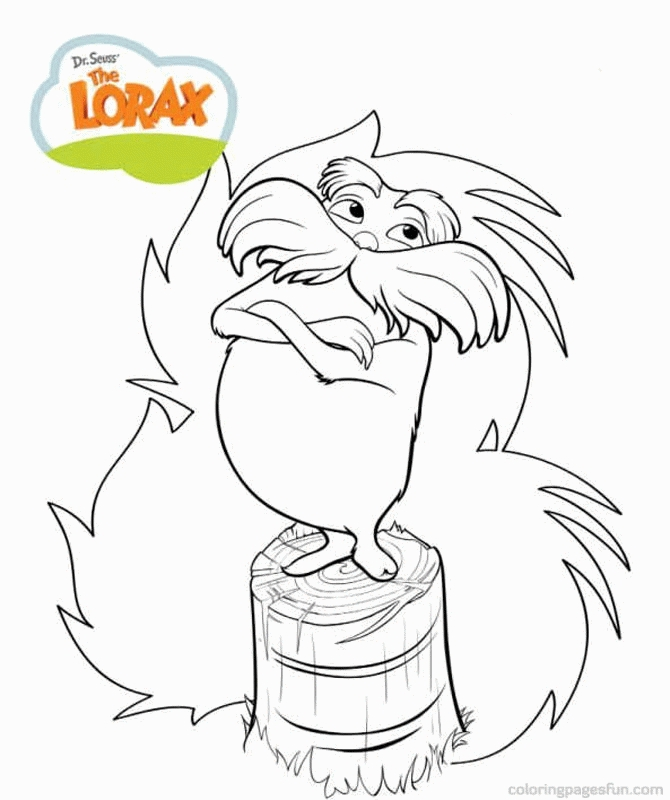 free dr seuss coloring pages - dr seuss coloring pages cat in the hat