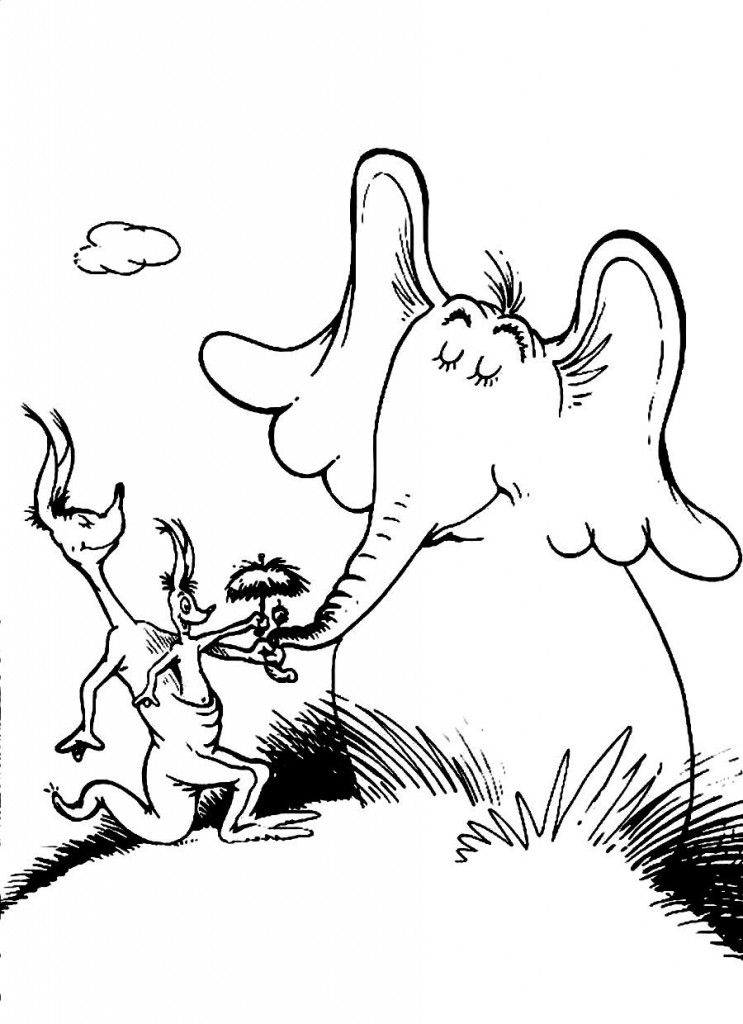 free dr seuss coloring pages - dr seuss coloring pages printable free