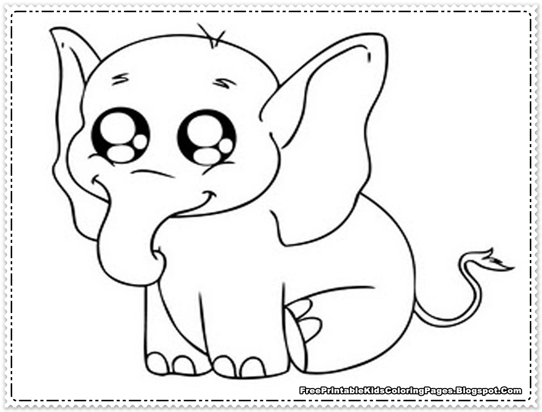 free elephant coloring pages - q=elephant hard
