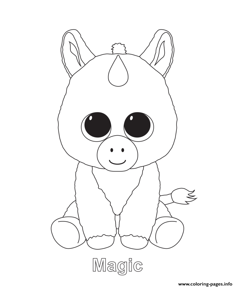 free emoji coloring pages - magic beanie boo printable coloring pages book