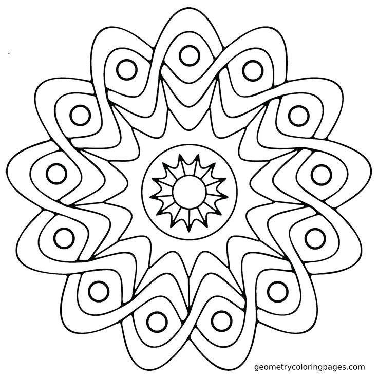 free flower coloring pages - embroidery patterns