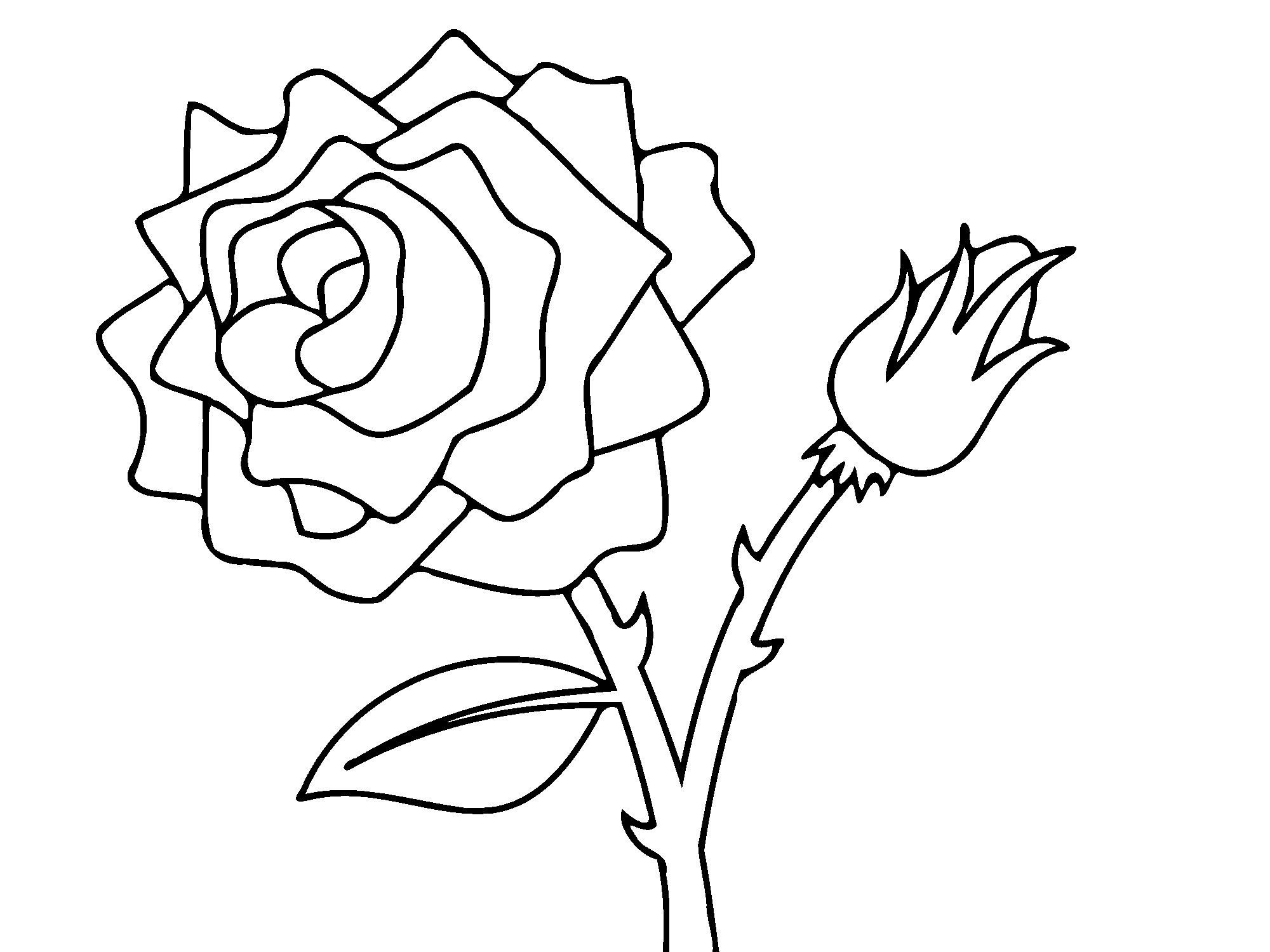 free flower coloring pages - drawings of flowers coloring games