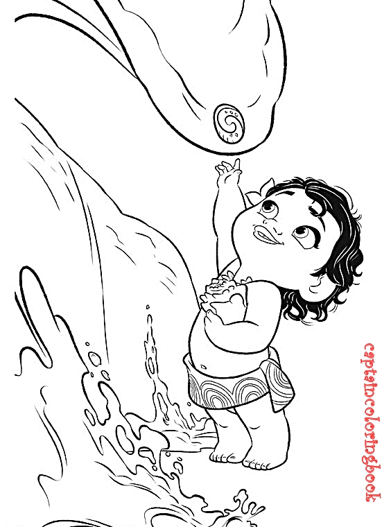free moana coloring pages - free coloring pages moana