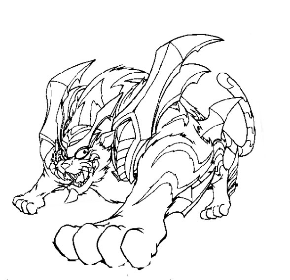 free power ranger coloring pages - coloriage a dessiner beyblade pegasus a imprimer