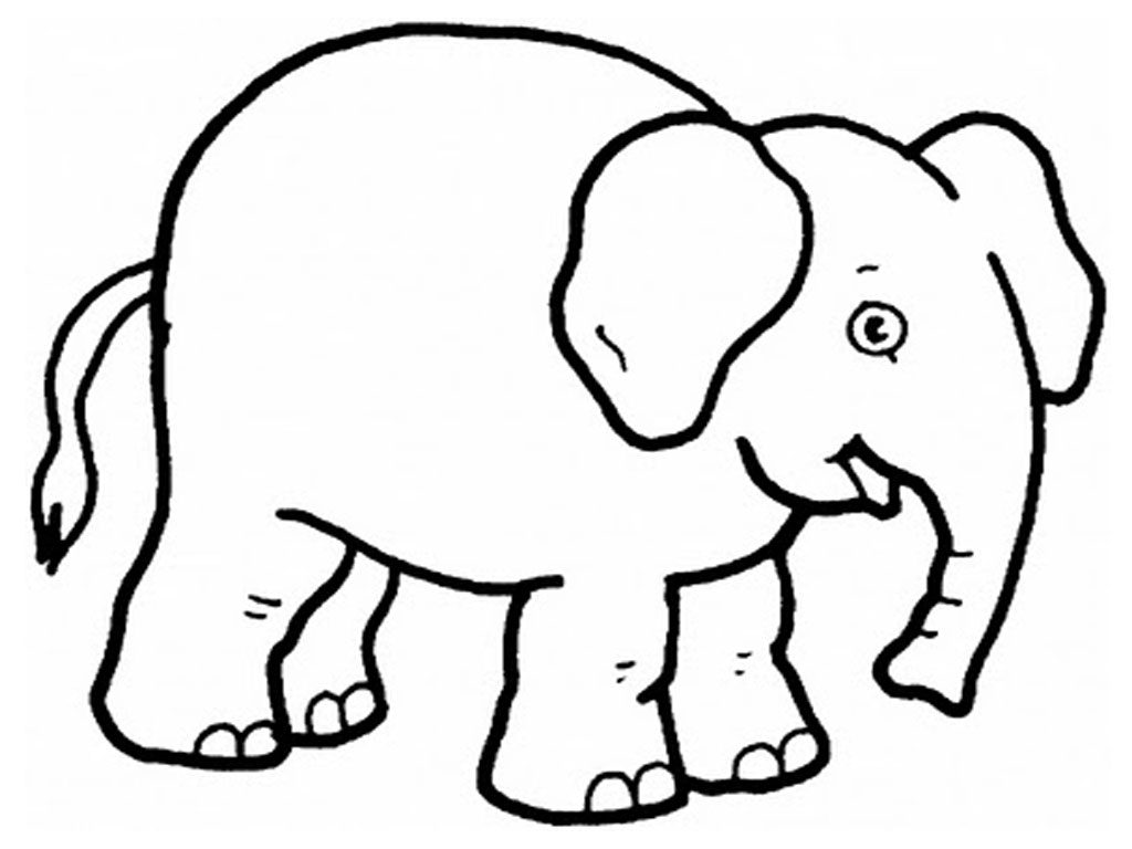 free printable bible coloring pages - elephant coloring page for kids elephant coloring in pages free printable elephant coloring pages