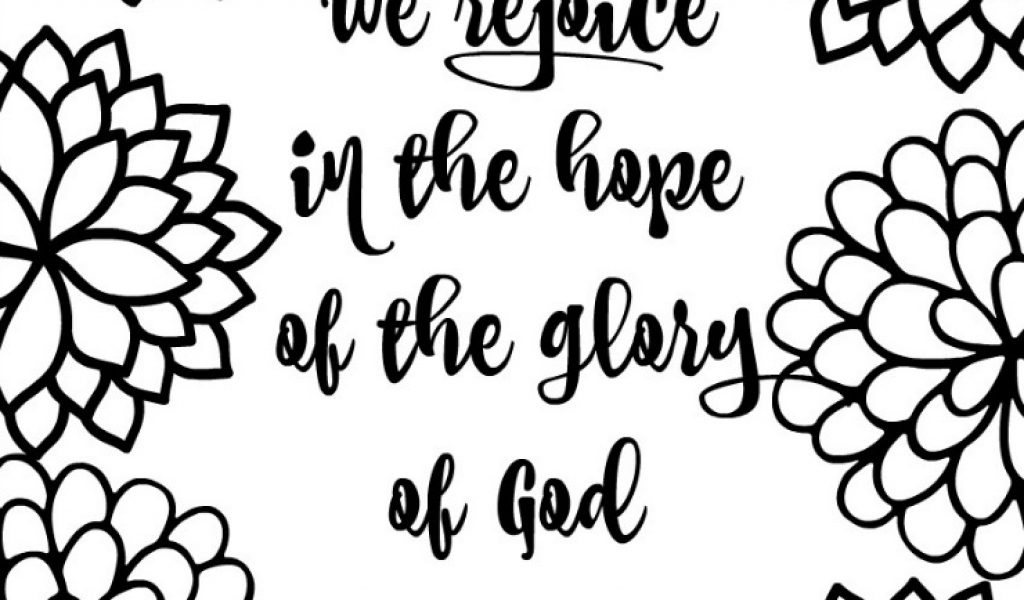image about Printable Scriptures identified as 25 Cost-free Printable Bible Coloring Web pages with Scriptures