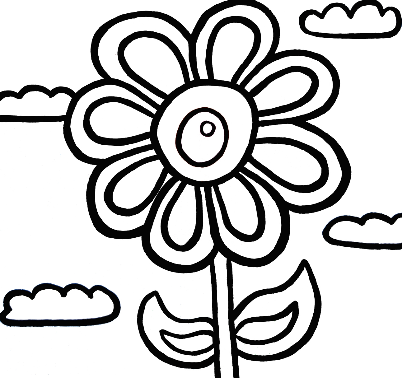free printable butterfly coloring pages - colour in pictures