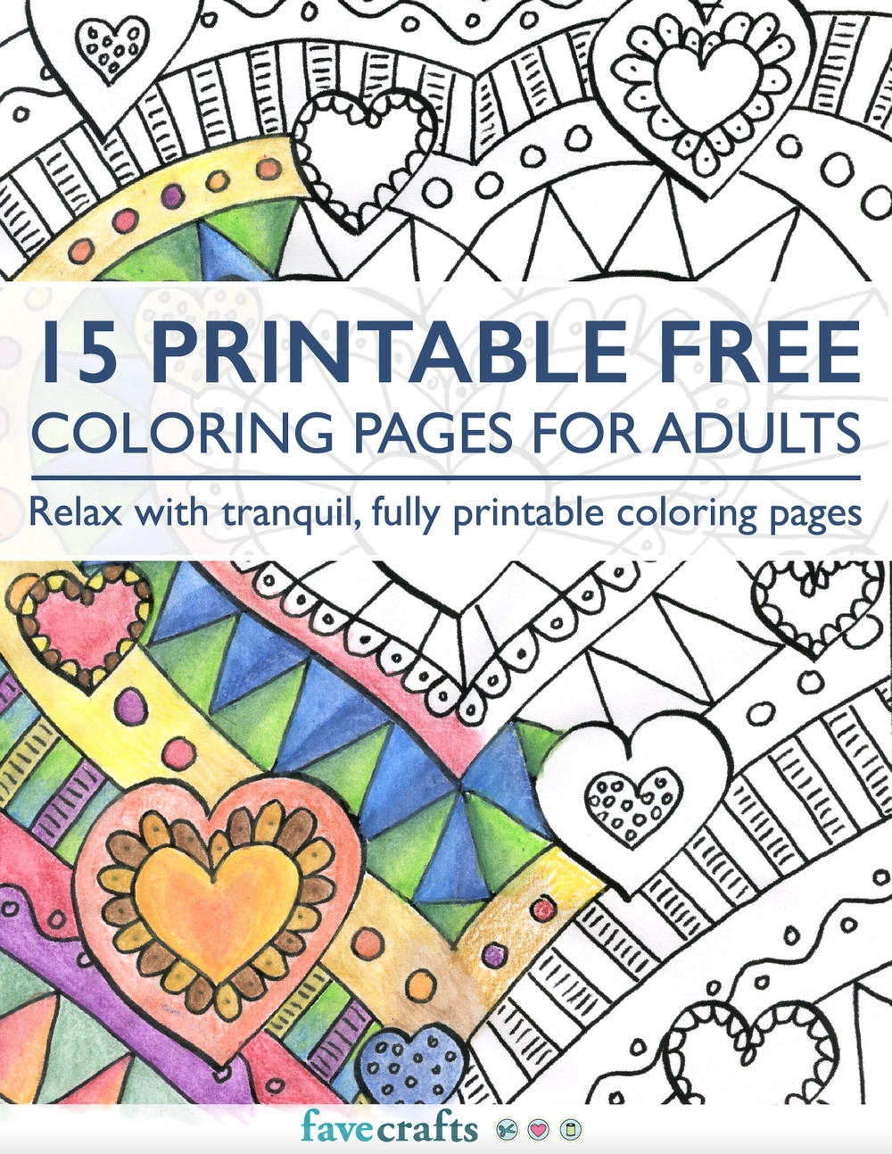 free printable coloring book pages for adults - Printable Free Coloring Pages for Adults free eBook