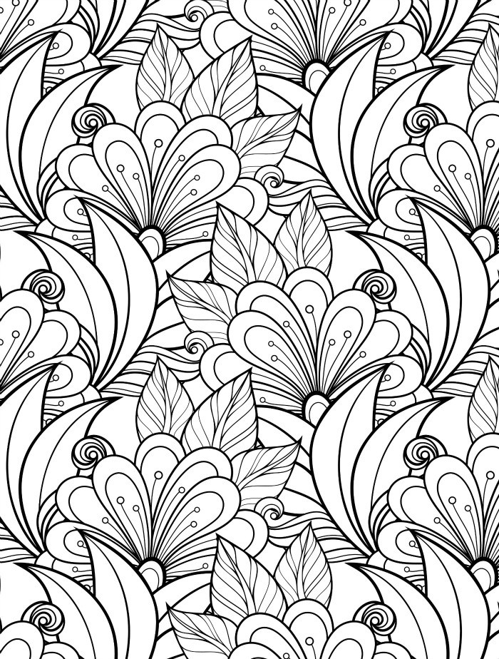 free printable coloring book pages for adults - everything you need to know about adult coloring