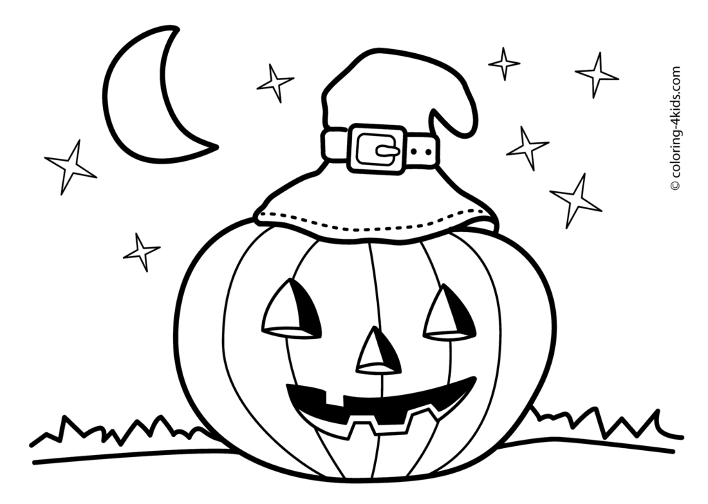 free printable coloring pages for toddlers - halloween thanksgiving kids coloring pages free kids printable halloween coloring pages for toddler