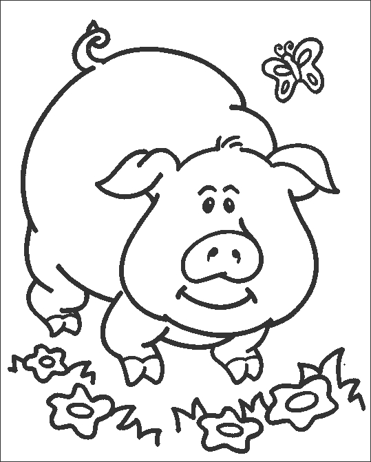 free printable coloring pages for toddlers - free printable coloring pages for
