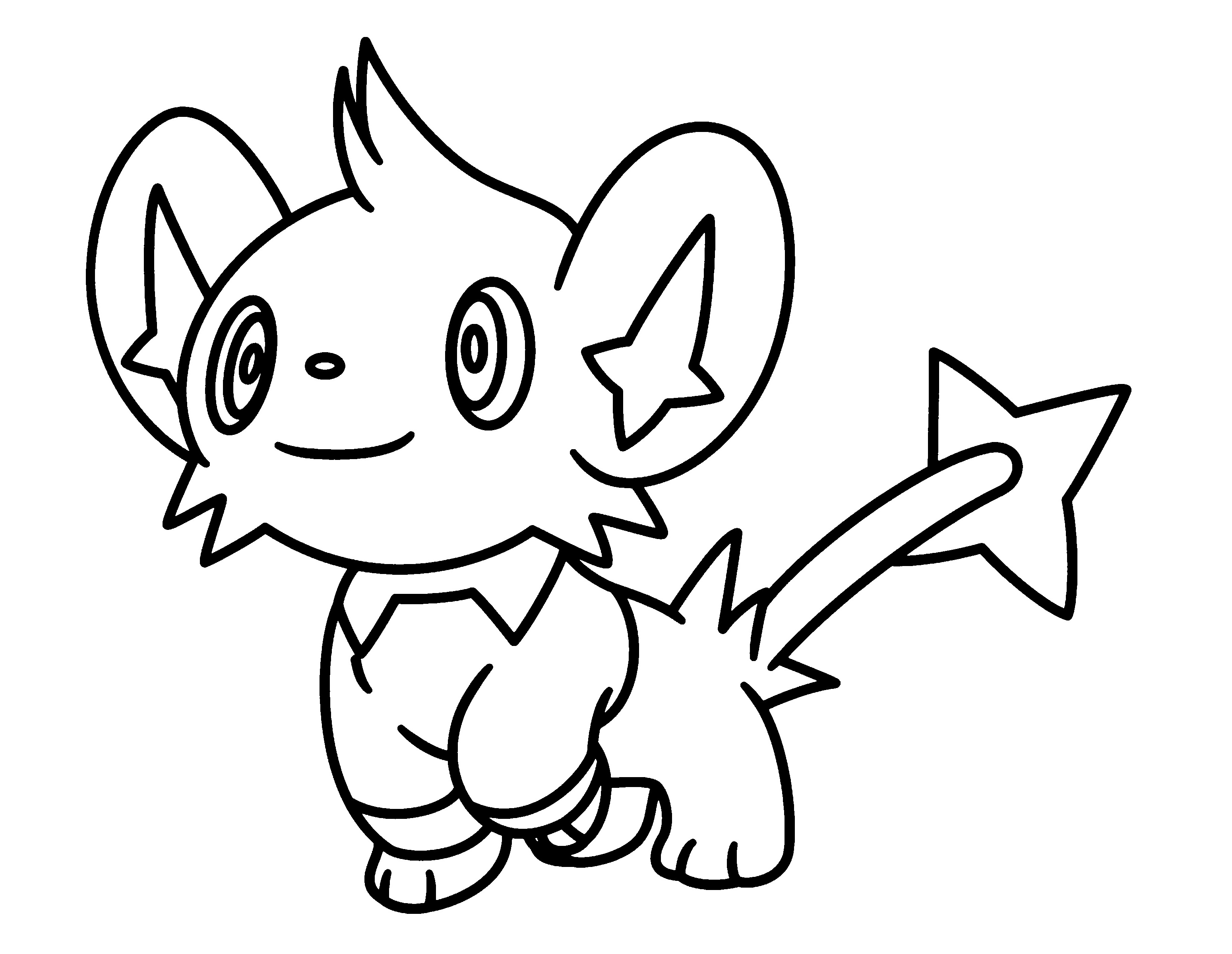 free printable coloring pages - printable pokemon coloring pages