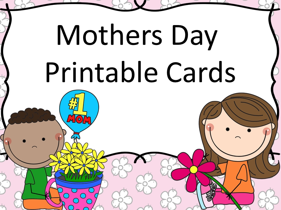 free printable mothers day coloring pages - mothers day printable cards