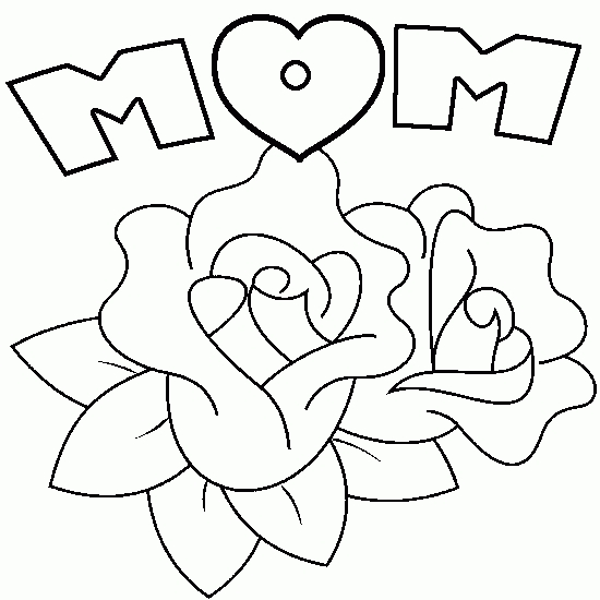 Free Printable Mothers Day Coloring Pages - Mothers Day Coloring Pages Free Printable Mother S Day
