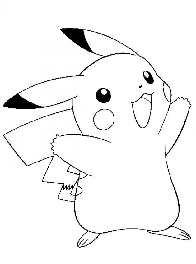 Free Printable Pokemon Coloring Pages - Pokemon Coloring