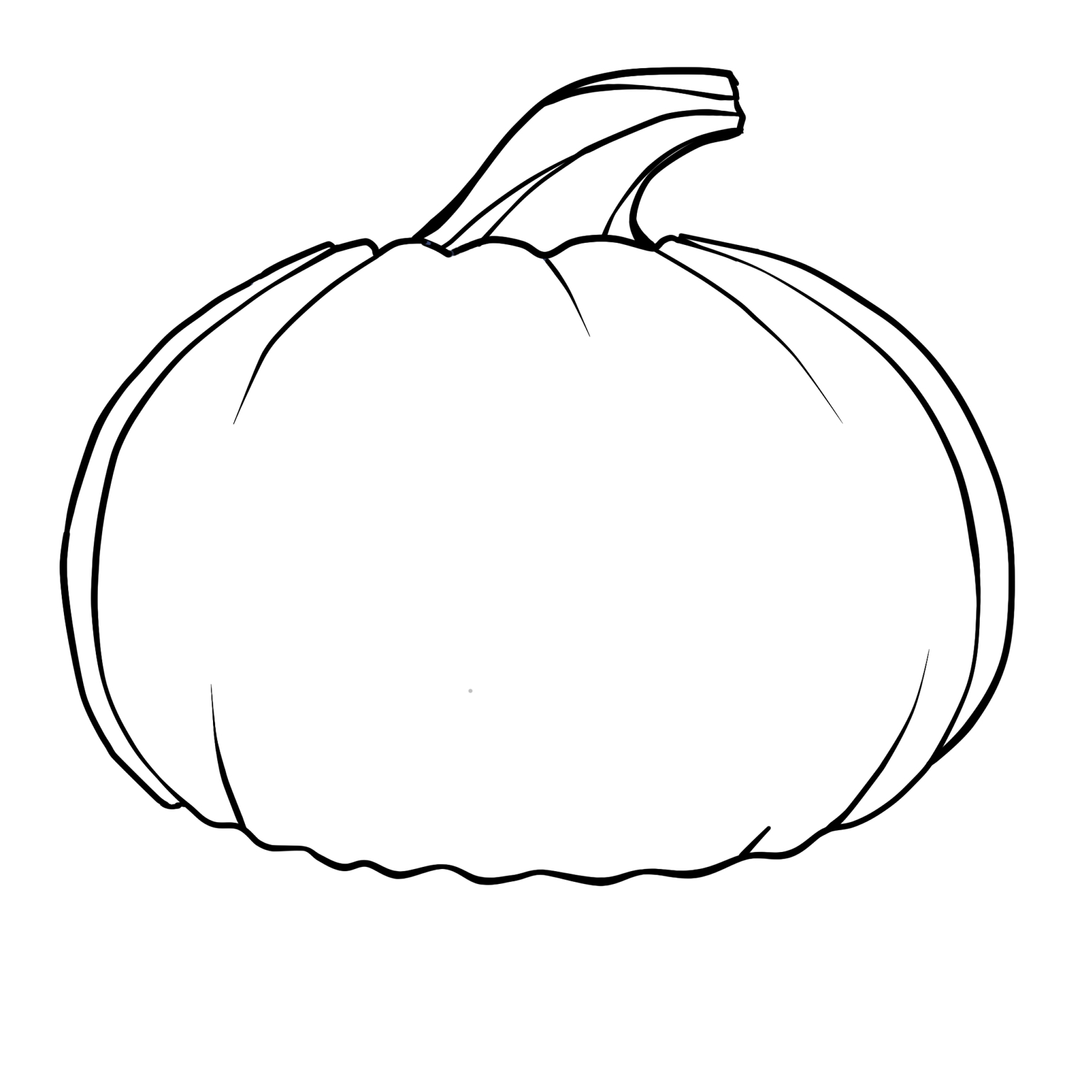 free printable pumpkin coloring pages - pumpkin coloring pages