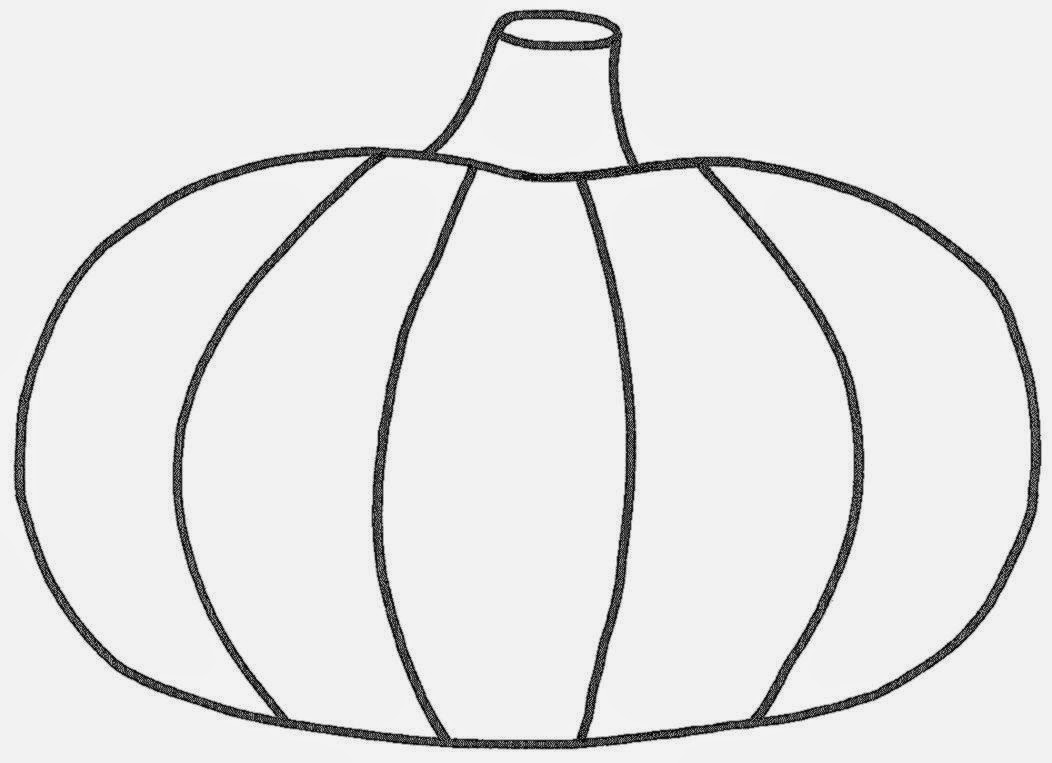 free printable pumpkin coloring pages - pictures of pumpkins to color