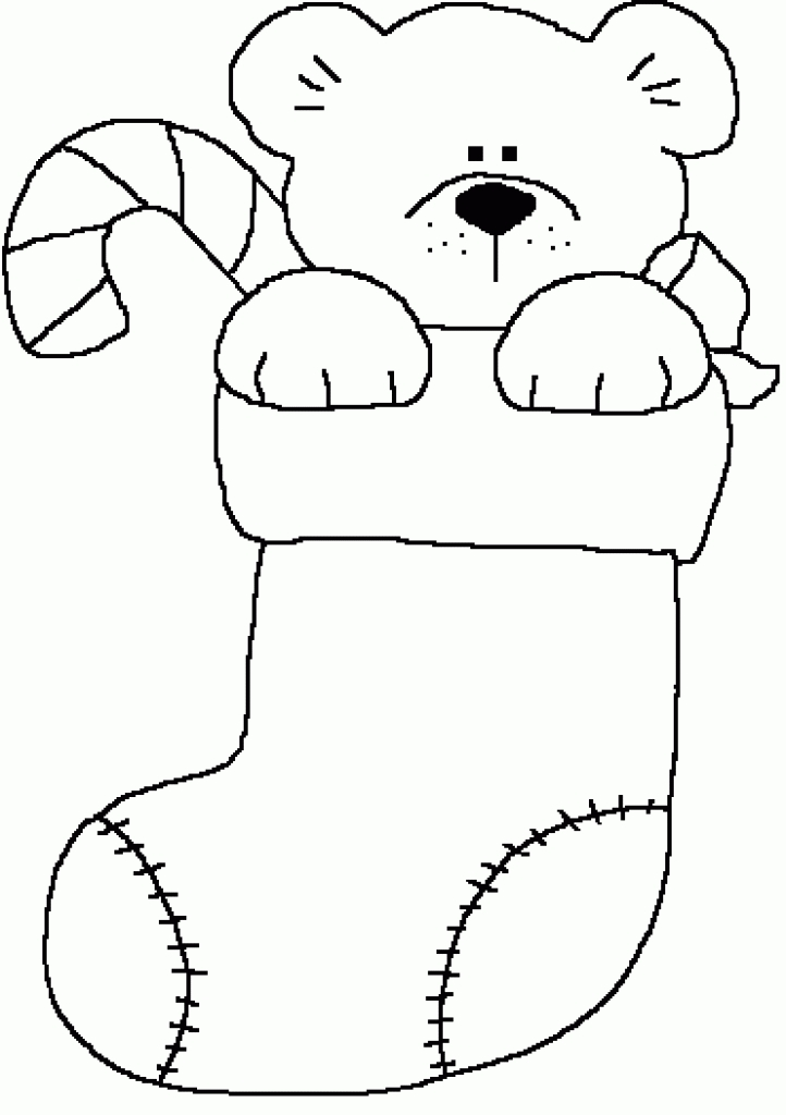 free printable quote coloring pages for adults - christmas stocking coloring pages