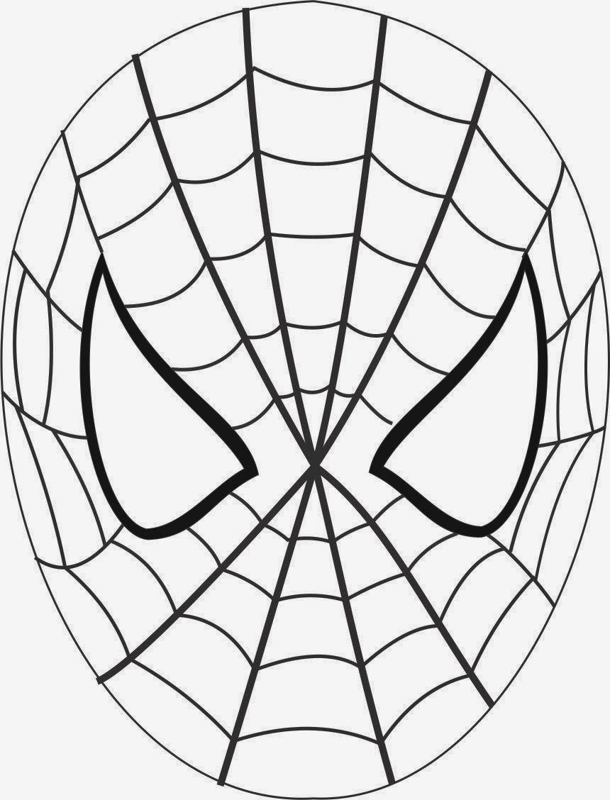 free printable spiderman coloring pages - spiderman free printable coloring pages