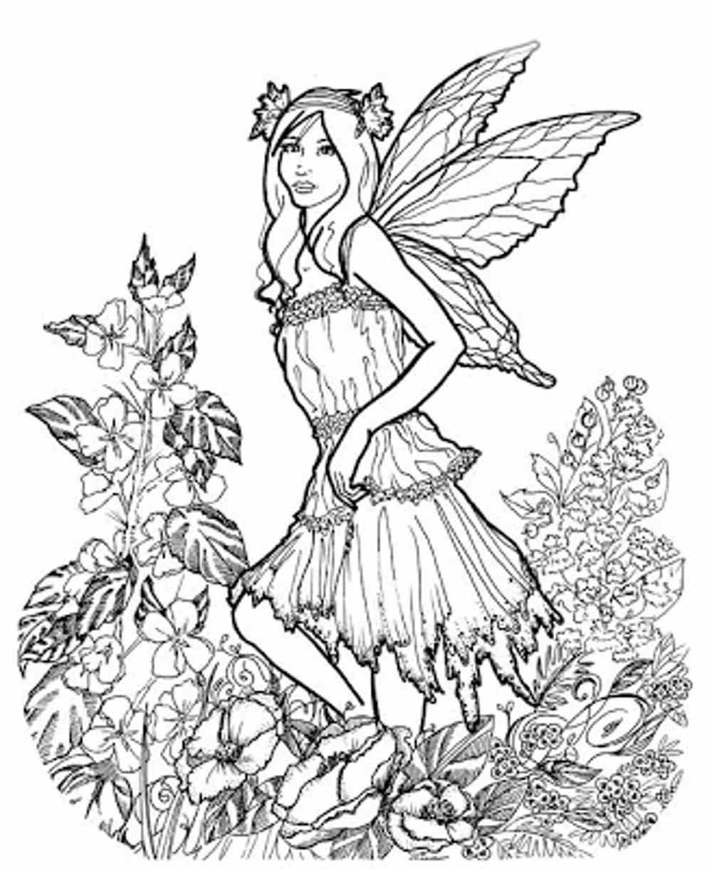 free printable spring coloring pages for adults - free printable spring coloring pages for adults