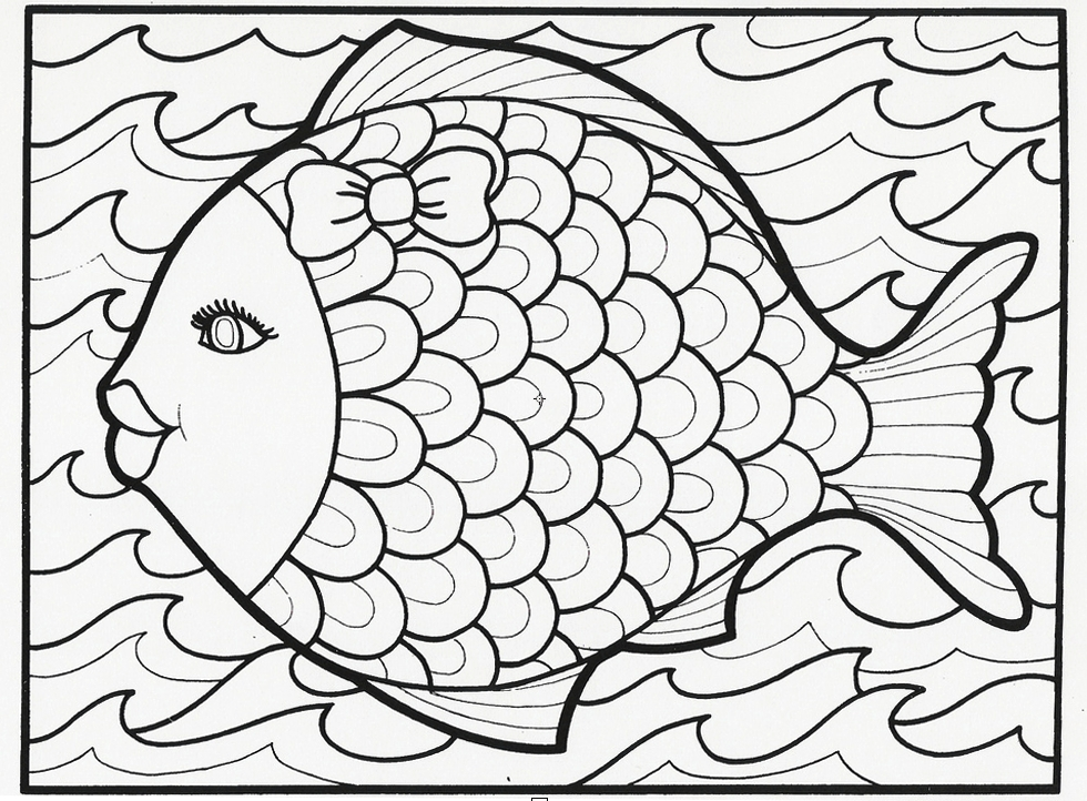 25 Free Printable Summer Coloring Pages Collections | FREE COLORING ...