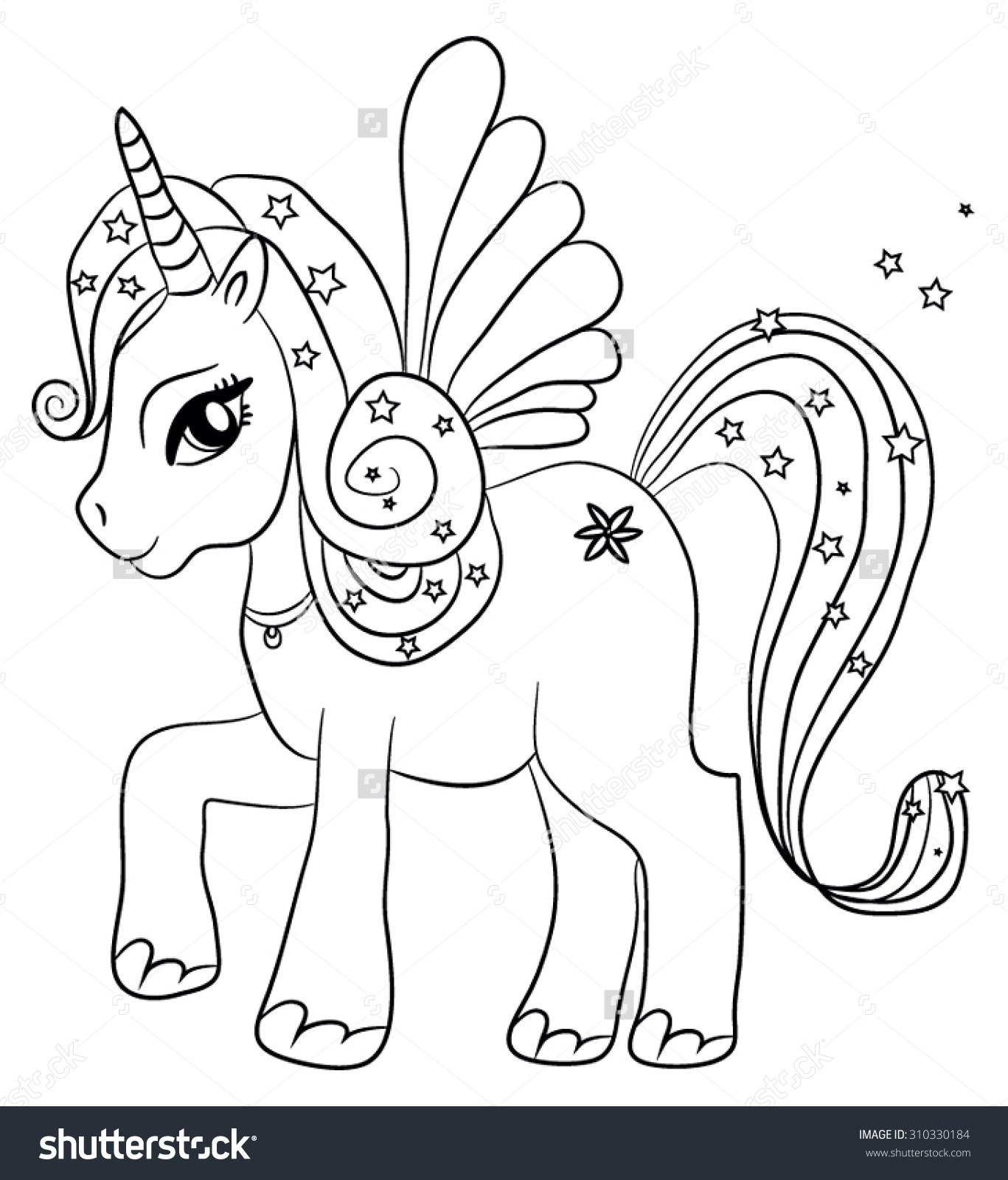 free printable unicorn coloring pages - unicorn coloring pages unicorn coloring page coloringpagefree to print