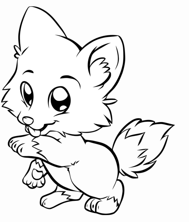 Free Puppy Coloring Pages - Puppy Coloring Pages Free Printable Coloring