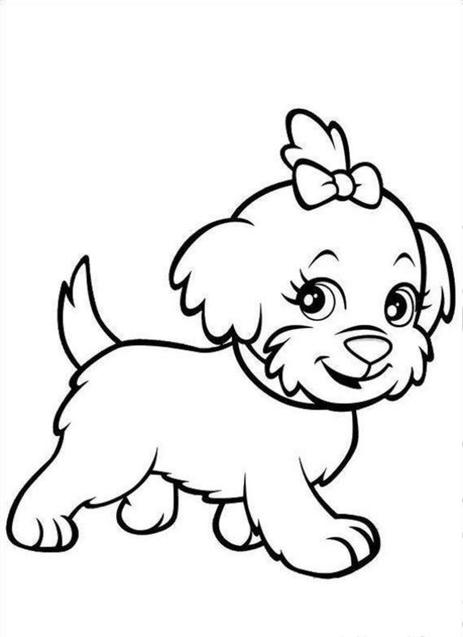 free puppy coloring pages - fdx switcher=desktop