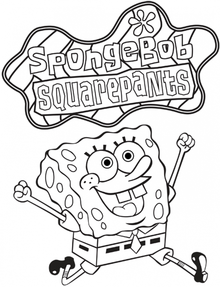 23 Free Spongebob Coloring Pages Pictures | FREE COLORING PAGES - Part 3
