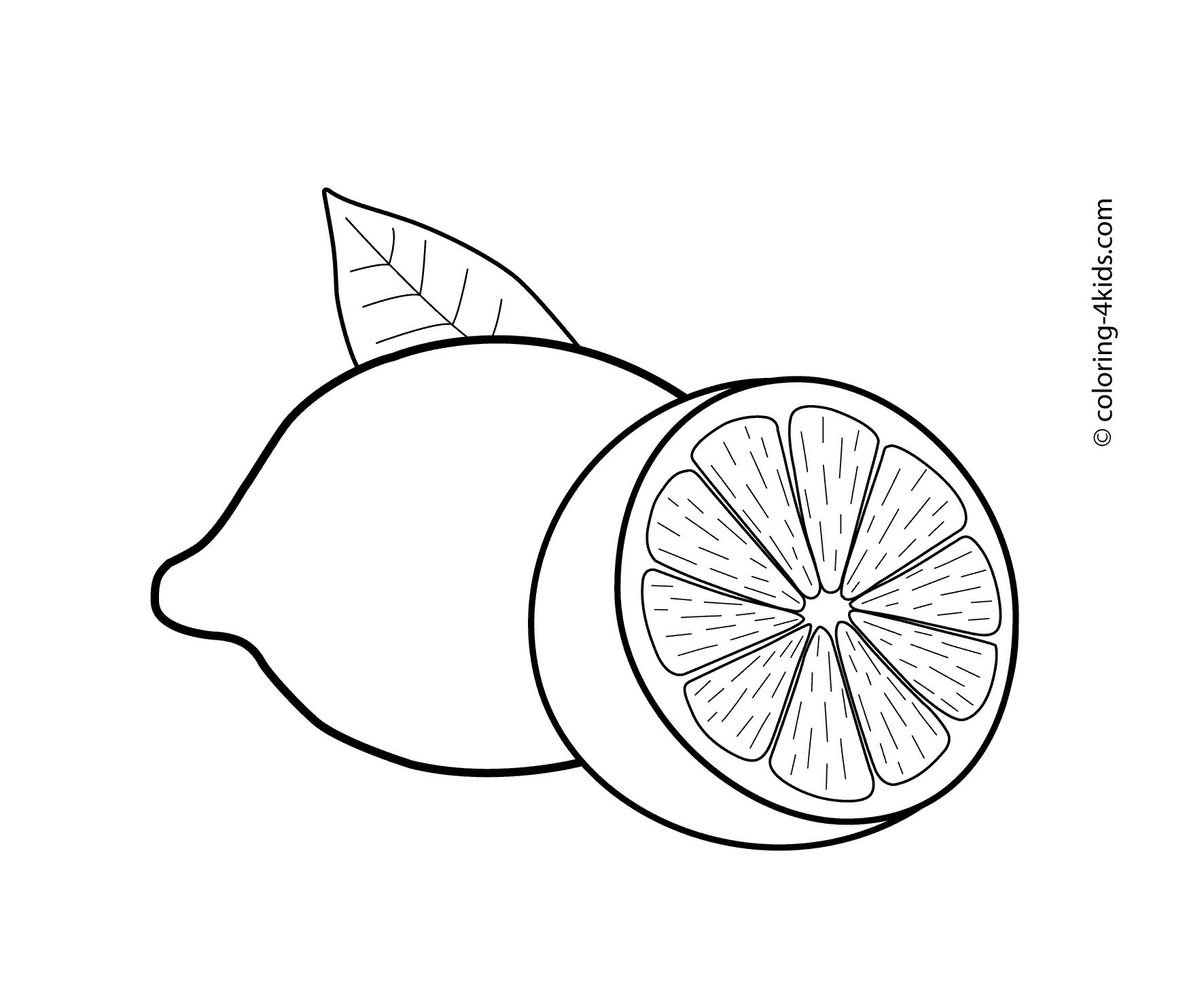 free spring coloring pages - apricot