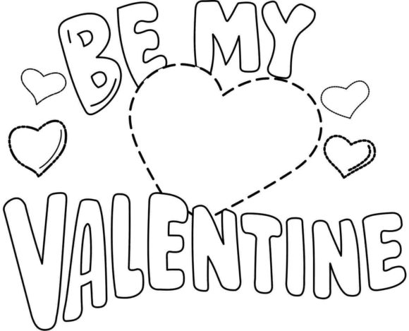 Free Valentine Coloring Pages - Coloring Pages Licious Valentines Coloring Pages for Kids