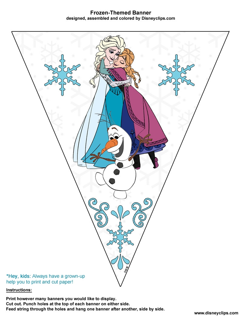 frozen printable coloring pages - indexfrozen